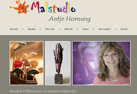 Malstudio Antje Hornung